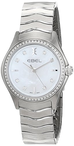 Ebel Damen-Armbanduhr 1216194