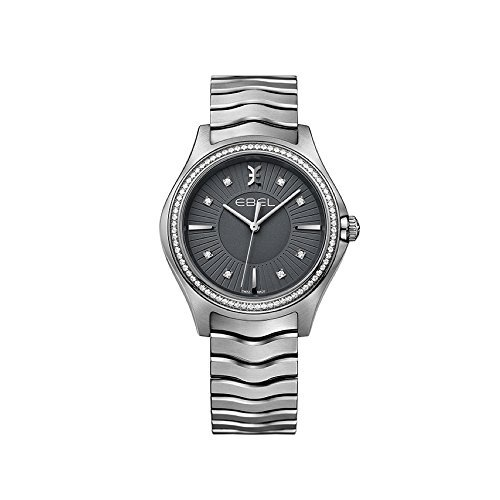 ebel unisex erwachsene armbanduhr 1216304 - Ebel Unisex Erwachsene-Armbanduhr 1216304